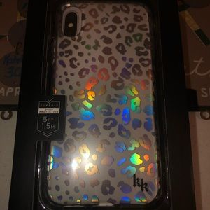 Kendall + Kylie iPhone X case